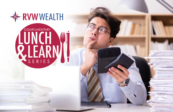 Oct. 1, 2018  Lunch n' Learn