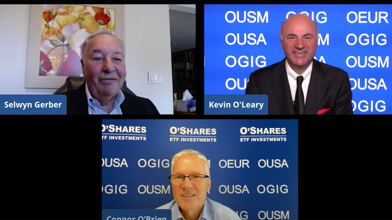 RVW Wealth Webcast: A Post-Election Fireside Chat with Kevin O'Leary & Connor O'Brien 11/12/2020